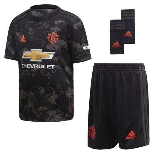 Jerseys / Soccer: Adidas Manchester United 19/20 (3rd) Mini DX8938 - adidas / Kids: 92 / Black / 1920 3RD adidas Black Clothing |