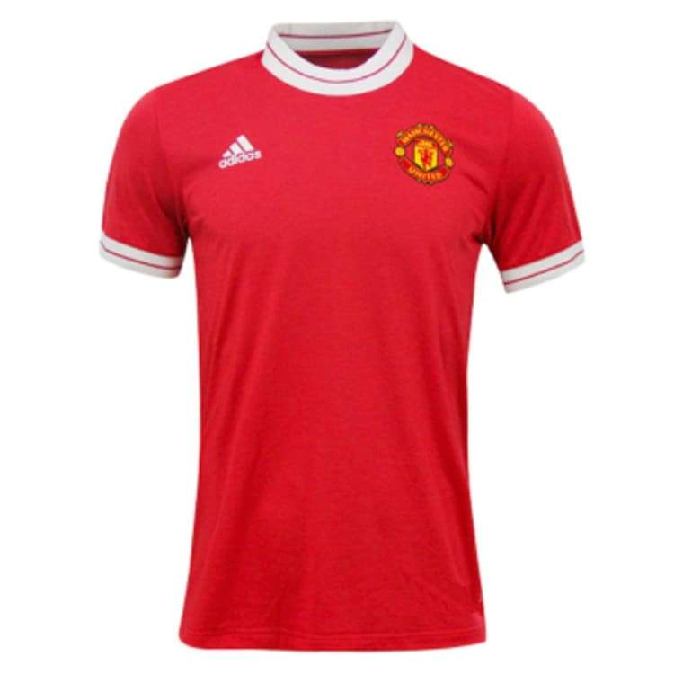 a14711516 Jerseys   Soccer  Adidas Manchester United Icon S s Jersey Cv8102 - Adidas