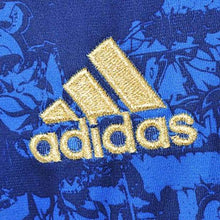 Jerseys / Soccer: Adidas Marseille 11/12 (A) S/s V13689 - 1112 Adidas Away Kit Blue Clothing