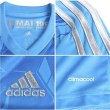 Jerseys / Soccer: Adidas Marseille 13/14 (3Rd) S/s Z27625 - 1314 Adidas Blue Clothing Jerseys