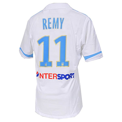 Jerseys / Soccer: Adidas Marseille 13/14 (H) S/S Jersey (#11 REMY) V13702 - adidas / M / White / 1314, Adidas, Clothing, Home Kit, Jerseys |