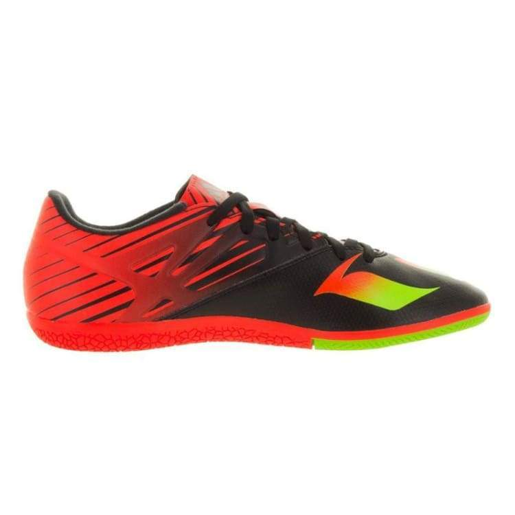Shoes / Soccer: Adidas Messi 15.3 In Bk/gn/rd Af4846 - Us: 6.5 / Multi / Adidas / Adidas Footwear Land Mens Multi |