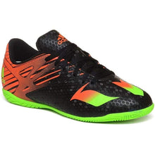 Shoes / Soccer: Adidas Messi 15.4 Indoor Junior Bk/gn/rd Af4678 - Adidas / Uk: 4.5 / Red/green / Adidas Boys Footwear Kids Land |