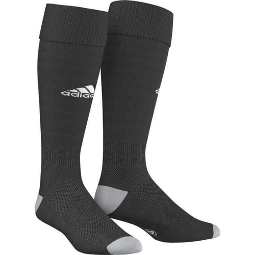 Socks / Soccer: Adidas Milano 16 Socks Bk Aj5904 - Adidas / Eur: 37-39 / Black / 2016 Accessories Adidas Black Land |
