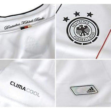 Jerseys / Soccer: Adidas National Team 2012 Germany (H) S/s X20656 - 2012 Adidas Clothing Germany Germany (World Cup)