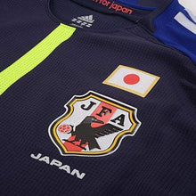 Jerseys / Soccer: Adidas National Team 2012 Japan (H) Futsal Formotion X49751 - 2012 Adidas Blue Clothing Home Kit