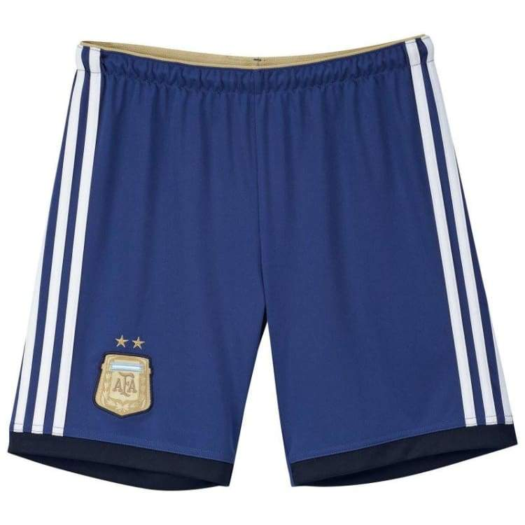 Shorts / Soccer: Adidas National Team 2014 World Cup (A) Youth Shorts G75191 - Adidas / Kids: 140 Jp / Navy / 2014 Adidas Argentina