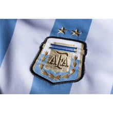 Jerseys / Soccer: Adidas National Team 2014 World Cup Argentina (H) Youth S/s G74571 - 2014 Adidas Argentina Argentina (World Cup) Blue