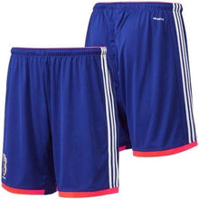 Shorts / Soccer: Adidas National Team 2014 World Cup Japan (H) Shorts G85296 (Japan Version) - 2014 Adidas Blue Clothing Home Kit