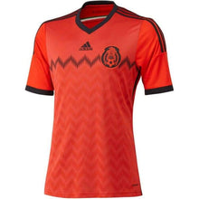 Jerseys / Soccer: Adidas National Team 2014 World Cup Mexico (Away) S/s G74508 - Adidas / S / Orange / 2014 Adidas Away Kit Clothing Jerseys
