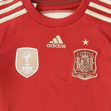 Jerseys / Soccer: Adidas National Team 2014 World Cup Spain (H) Mini Kit S/s G85238 - 2014 Adidas Clothing Home Kit Jerseys