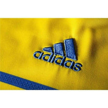 Jerseys / Soccer: Adidas National Team 2014 World Cup Sweden (H) S/s G91580 - 2014 Adidas Clothing Home Kit Jerseys