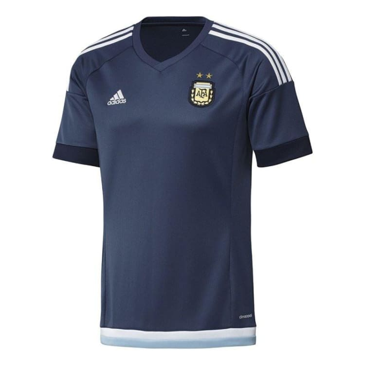 Jerseys / Soccer: Adidas National Team 2015 Argentina (A) S/s Ac0323 - Adidas / Blue / Xl / 2015 Adidas Argentina Argentina (World Cup) Away