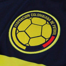 Jerseys / Soccer: Adidas National Team 2015 Colombia (A) S/s Jersey (Navy/yellow/) M62761 - 2015 Adidas Away Kit Clothing Colombia