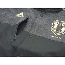 Jackets / Track: Adidas National Team 2015 Japan Anthem Jacket M39127 - 2015 Adidas Charcoal Clothing Jackets