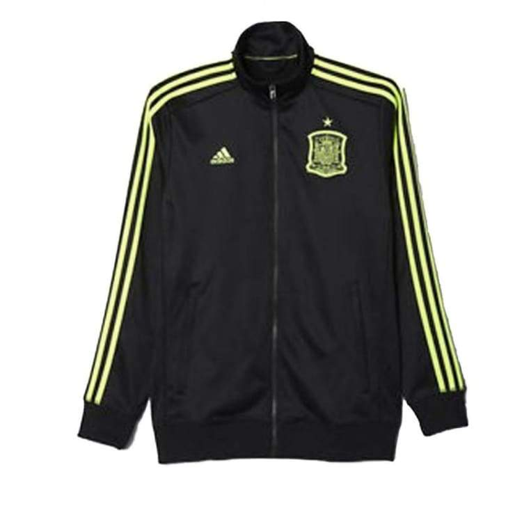 Jackets / Track: Adidas National Team 2015 Spain Track Top Ab1326 - Adidas / S / Black / 2015 Adidas Black Clothing Jackets |