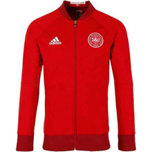 Jackets / Track: Adidas National Team 2016 Denmark Anthem Jacket Ac6691 - S / Red / Adidas / 2016 Adidas Clothing Denmark Denmark (World