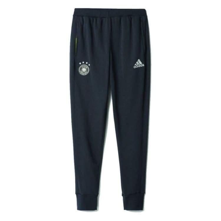 Pants / Sweat: Adidas National Team 2016 Germany Sweater Pants Co Gy Ac6529 - Adidas / Xs / Black / 2016 Adidas Black Clothing Germany |