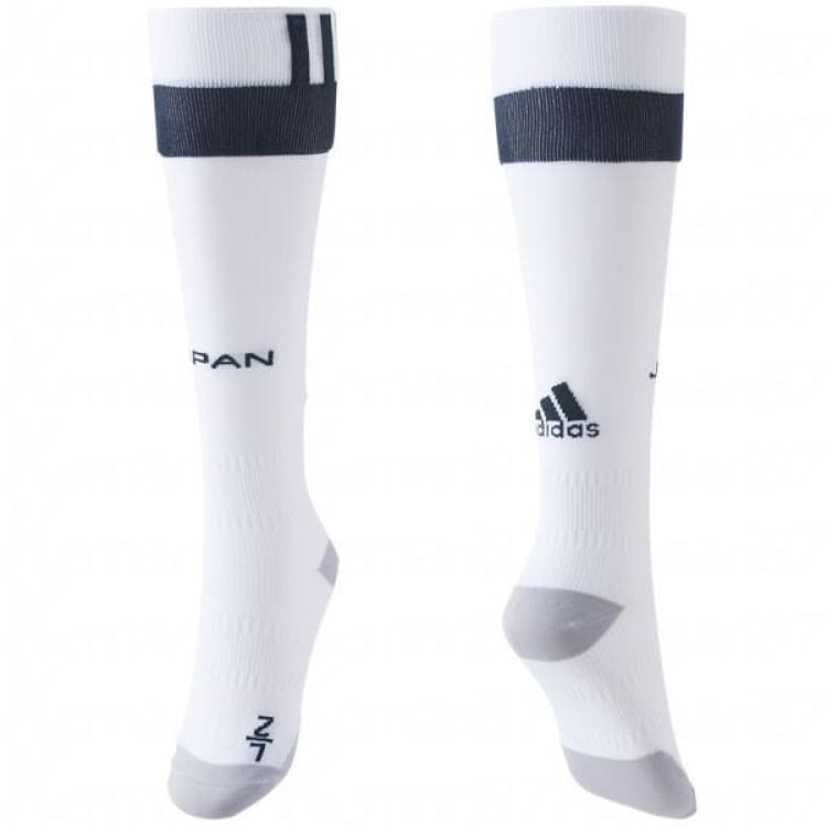 Socks / Soccer: Adidas National Team 2016 Japan (A) Socks Aa0326 - Adidas / White / 22-24 Cm / 2016 Accessories Adidas Away Kit Japan |