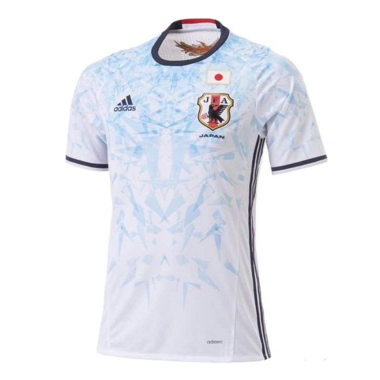 Jerseys / Soccer: Adidas National Team 2016 Japan (A) S/s Adizero Aa0285 - Adidas / Jaspo: S / Blue / White / 2016 Adidas Away Kit Blue /