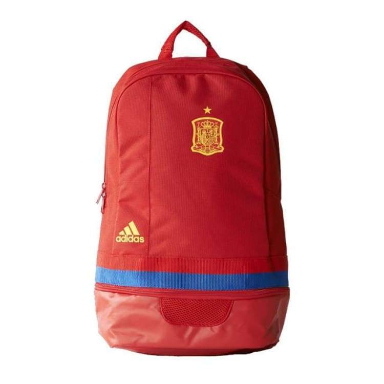 Bags / Backpack: Adidas National Team 2016 Spain Backpack Ai4840 - Adidas / Red / 2016 Accessories Adidas Bags / Backpack Fans Wear |