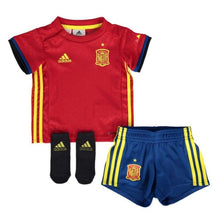 Jerseys / Soccer: Adidas National Team 2016 Spain (H) Infants Set [Kids] Aa0840 - Adidas / Kids: 74 / Red/blue / 2016 Adidas Clothing Home