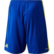 Shorts / Soccer: Adidas National Team 2016 Spain (H) Shorts Aa0847 - 2016 Adidas Blue Clothing Home Kit