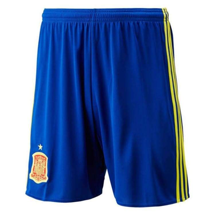 Shorts / Soccer: Adidas National Team 2016 Spain (H) Shorts Aa0847 - Adidas / S / Blue / 2016 Adidas Blue Clothing Home Kit |