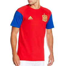 Tees / Short Sleeve: Adidas National Team 2016 Spain Tee Red Ai4870 - 2016 Adidas Clothing Fans Wear Land