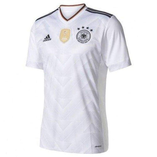 Jerseys / Soccer: Adidas National Team 2017 Germany (Home) Jersey B47873 - Adidas / Xs / White / 2017 Adidas Clothing Germany Germany (World