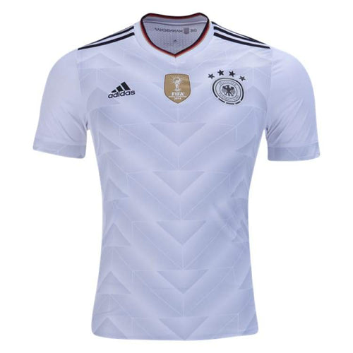 Jerseys / Soccer: Adidas National Team 2017 Germany (Home) Jersey Youth B47863 - Adidas / Kids: 152 / White / 2017 Adidas Clothing Germany
