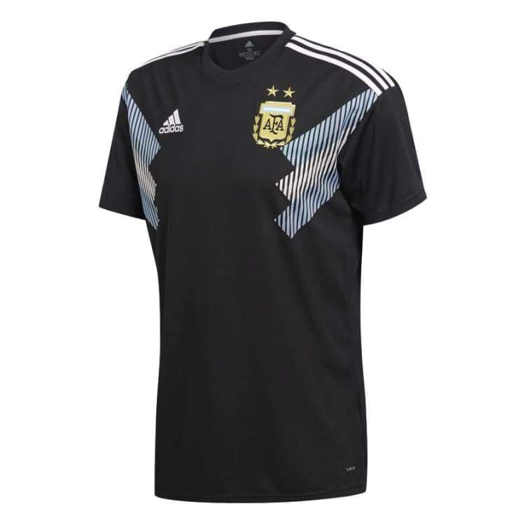 Jerseys / Soccer: Adidas National Team 2018 Argentina (A) S/s Authentic Jersey Cd8565 - Adidas / Xs / Blank / 2018 2018 Fifa World Cup 2018