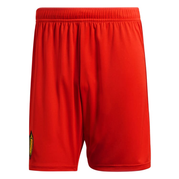 Shorts / Soccer: Adidas National Team 2018 Belgium (H) Shorts Bq4524 [Mens] - Adidas / Xs / Red / 2018 2018 Fifa World Cup 2018 World Cup