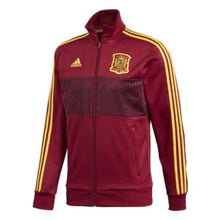 Jackets / Track: Adidas National Team 2018 Spain 3-Stripes Track Top Ce8848 - Adidas / Xs / Red / 2018 2018 Fifa World Cup 2018 World Cup