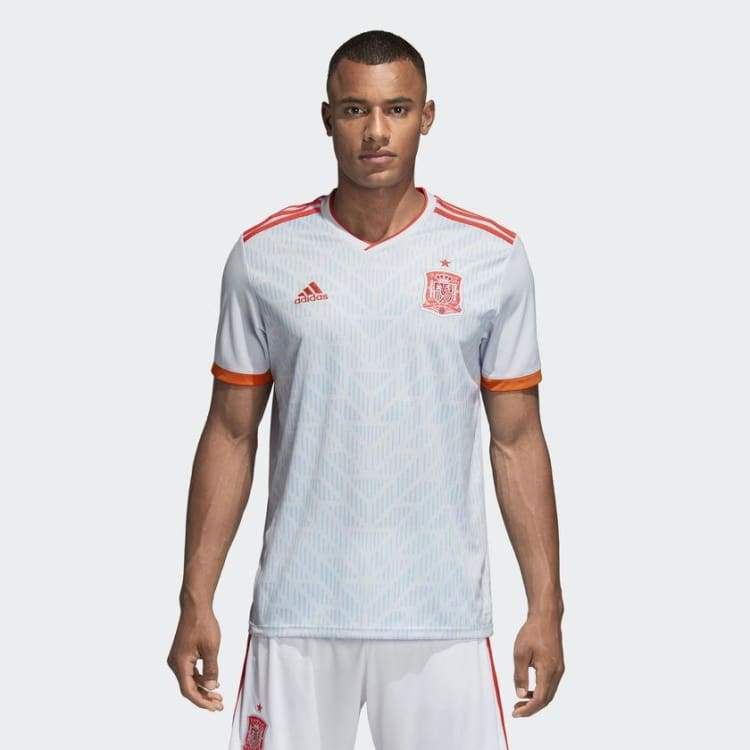 new product ece24 a9594 Adidas National Team 2018 Spain (A) Jersey BR2697