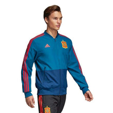 Jackets / Track: Adidas National Team 2018 Spain Presentation Jacket Ce8838 - 2018 2018 Fifa World Cup 2018 World Cup Adidas Blue