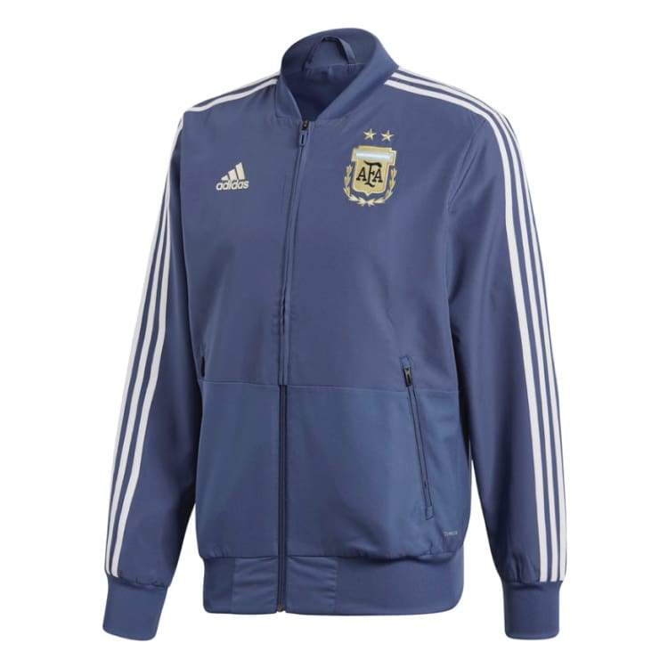 Jackets / Track: Adidas National Team 2018 World Cup Argentina Presentation Jacket Cf2636 - Adidas / Xs / 2018 2018 Fifa World Cup 2018