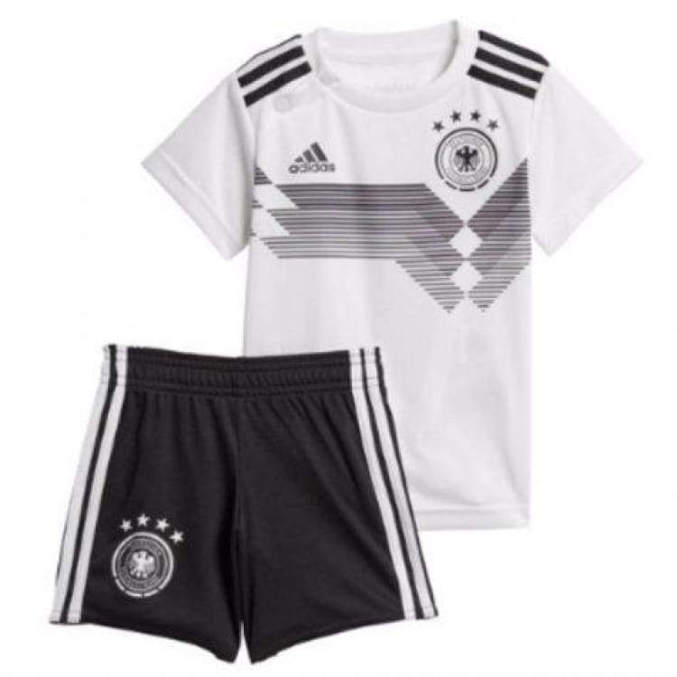 Jerseys   Soccer  Adidas National Team 2018 World Cup Germany (H) Baby Kit 5f7acbc84