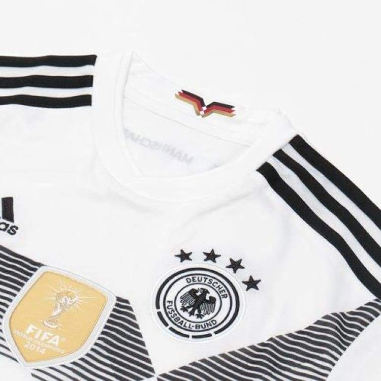 Jerseys   Soccer  Adidas National Team 2018 World Cup Germany (H) Kids  Jersey ... c22810145