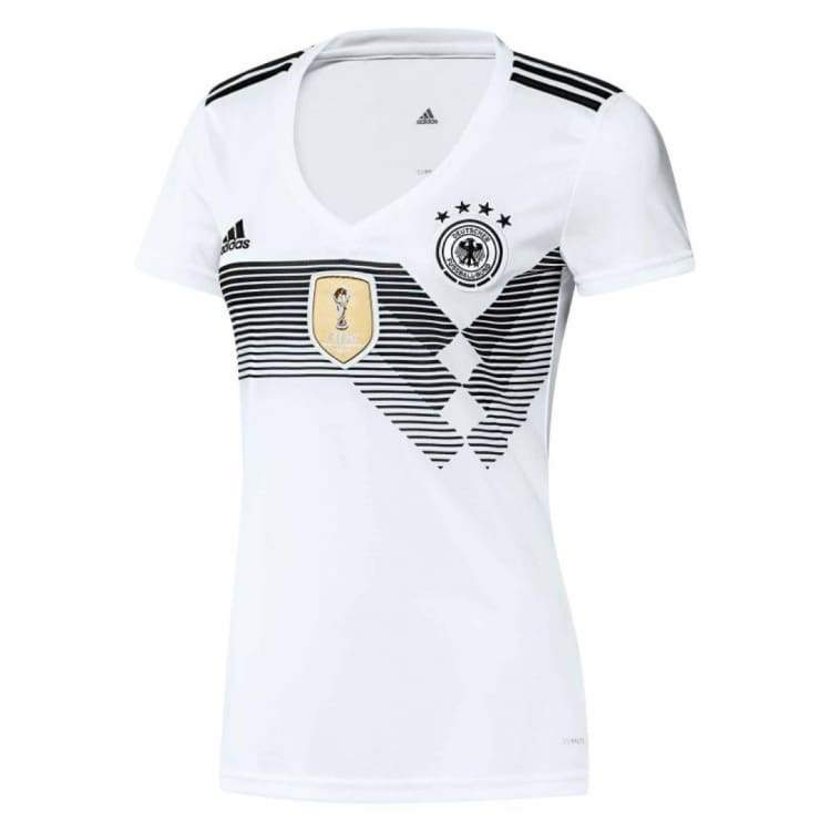 7843346d2 Jerseys   Soccer  Adidas National Team 2018 World Cup Germany (H) Womens  Jersey