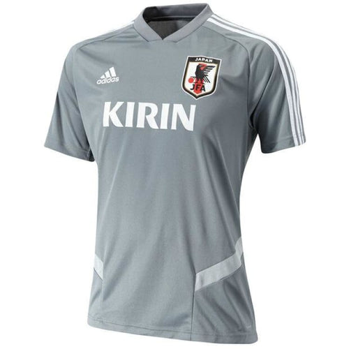 Jerseys / Soccer: Adidas National Team 2019 Japan S/s Jersey [Mens] Ck9749 - Adidas / Jaspo: S / Gray / 2019 Adidas Clothing Gray Home Kit |