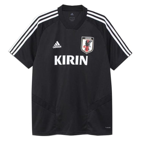 Jerseys / Soccer: Adidas National Team 2019 Japan S/s Jersey [Mens] Ck9753 - Adidas / Jaspo: S / Black / 2019 Adidas Black Clothing Home Kit