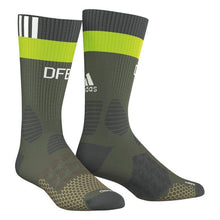 Socks / Soccer: Adidas National Team Euro 2016 Germany Training Socks Grn Ah5748 - Adidas / Eur: 37-39 / Green / 2016 Accessories Adidas