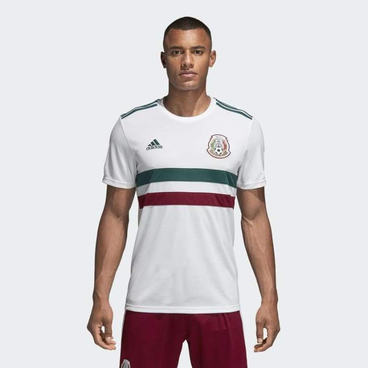 best loved 5d252 442be Adidas National Team World Cup 2018 Mexico (A) S/S Jersey BQ4689
