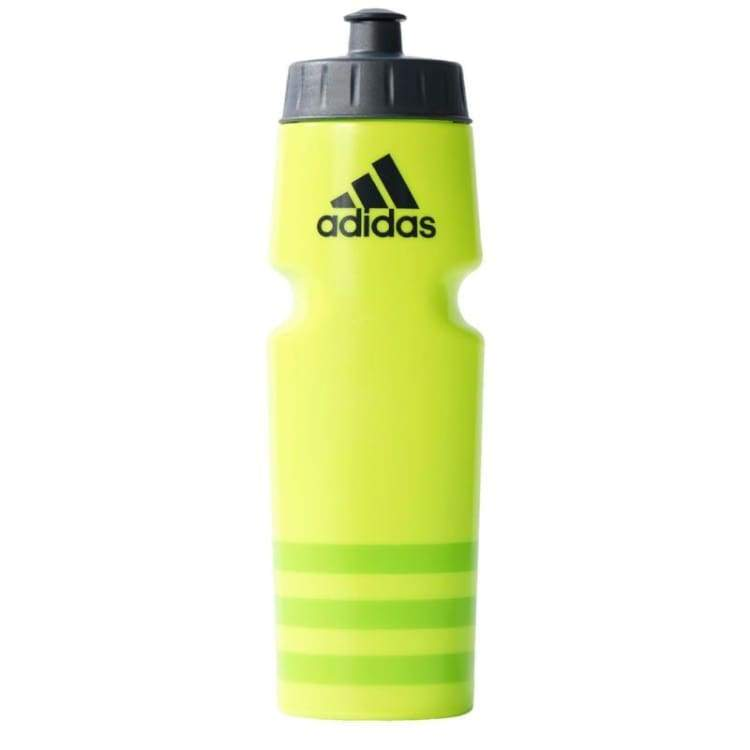 Hydration & Water Bottles: Adidas Performance Bottle 750Ml Gy Aj9466 - Adidas / Lime / Accessories Adidas Football Hydration & Water Bottles