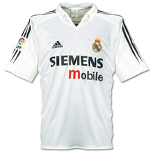 Jerseys / Soccer: Adidas Real Madrid 04/05 (H) Player S/s 367843 - Adidas / M / White / 0405 Adidas Clothing Home Kit Jerseys |