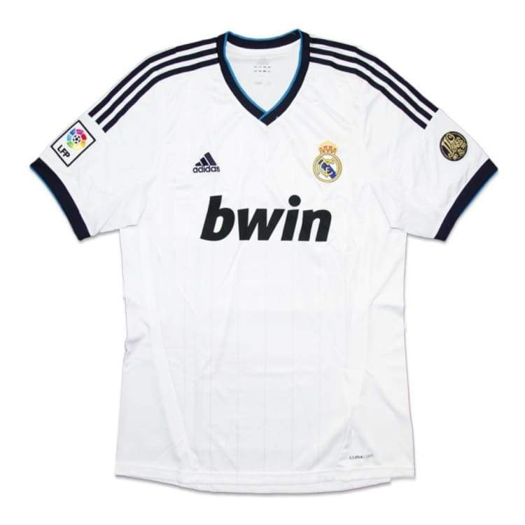 Jerseys / Soccer: Adidas Real Madrid 12/13 (H) S/s X21987 - Adidas / L / White / 1213 Adidas Clothing Home Kit Jerseys |