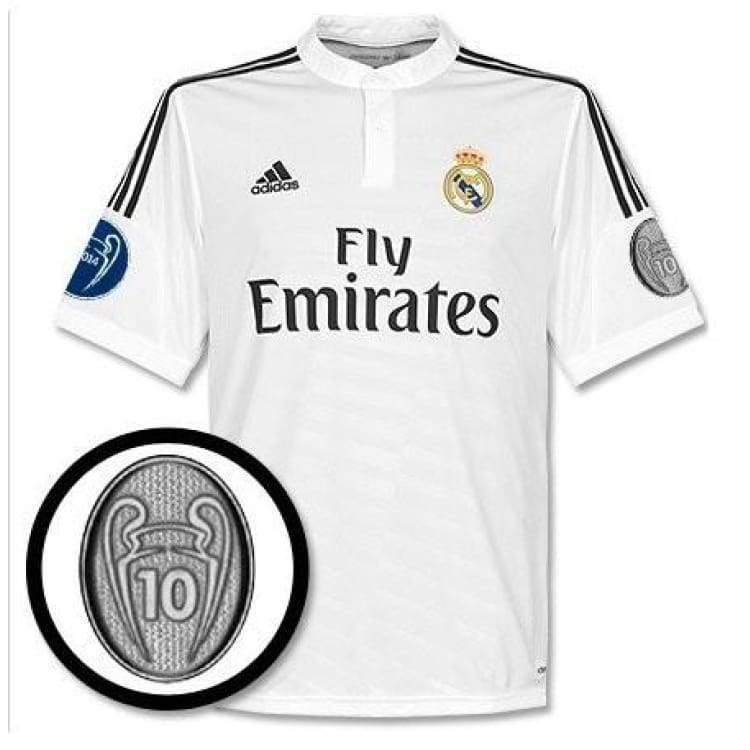 Adidas Real Madrid 14/15 UCL (H) S/S M38202