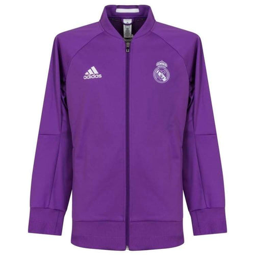 Jackets / Track: Adidas Real Madrid 16/17 Anth Jacket S95560 - Adidas / S / Purple / 1617 Adidas Clothing Jackets Jackets / Track |