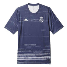Jerseys / Soccer: Adidas Real Madrid 16/17 (H) Pre-Shirt Blu Az3888 - Adidas / S / Blue / 1617 Adidas Blue Clothing Home Kit |